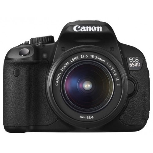 Canon EOS 650D Kit 18-135mm f/3.5-5.6 IS STM