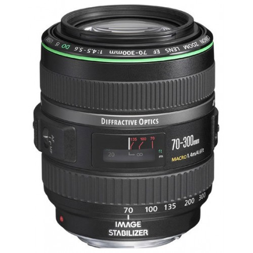 Canon EF 70-300mm f/4-5.6 DO IS USM
